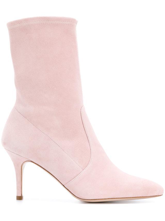 Stuart Weitzman Sock Boots