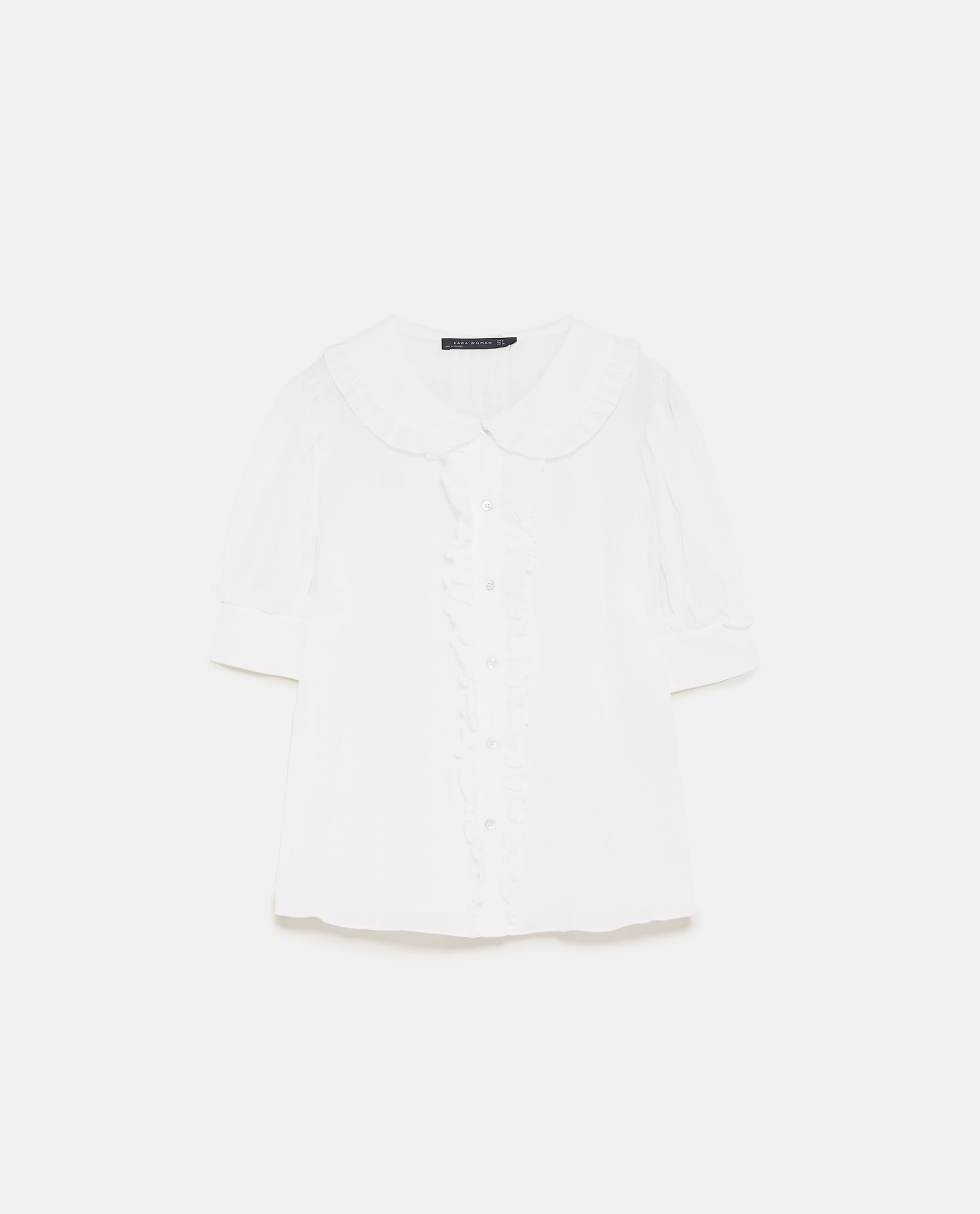 19 Pretty White Blouses To Wear This Summer Mortgage Broker
