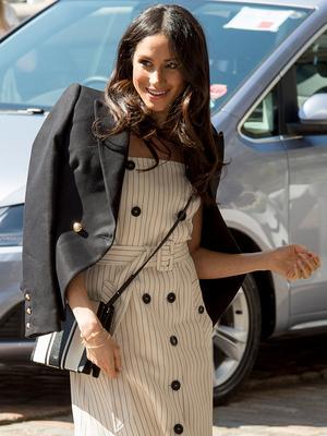Roland Mouret Could Be Meghan Markle's Wedding Dress Designer
