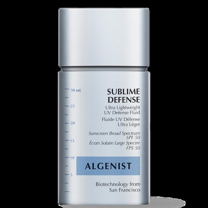 Sublime Defense Ultra Lightweight UV Defense Fluid SPF 50 by Algenist