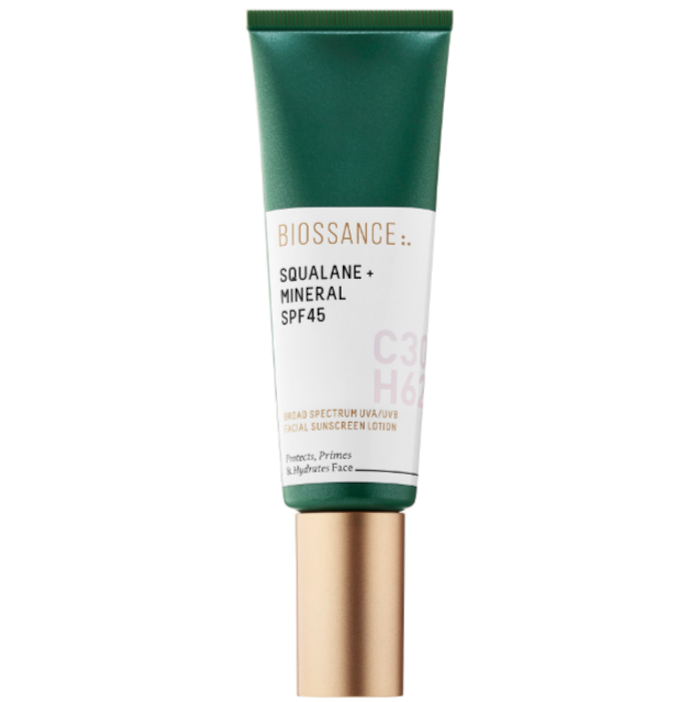 Squalane + Mineral SPF 45 by Biossance