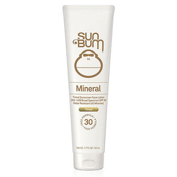 Mineral Sunscreen Face Tint SPF 50 by Sun Bum