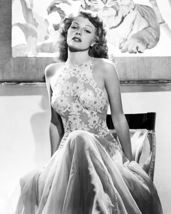 Rita Hayworth, 1940