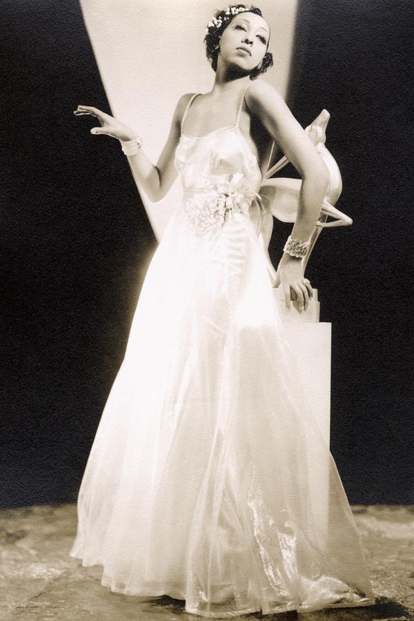 Josephine Baker, 1940