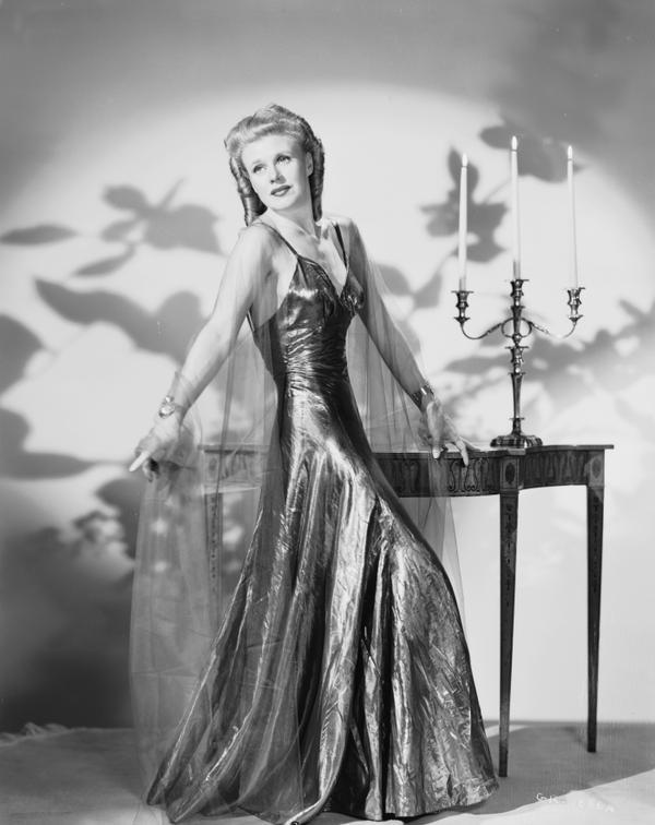 Ginger Rogers, 1940