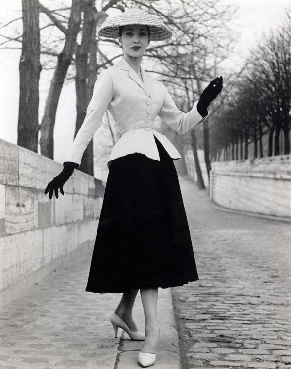 "Dior ""New Look,"" 1947"
