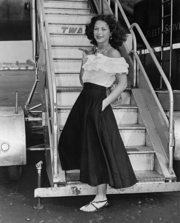 Hedy Lamarr, 1949