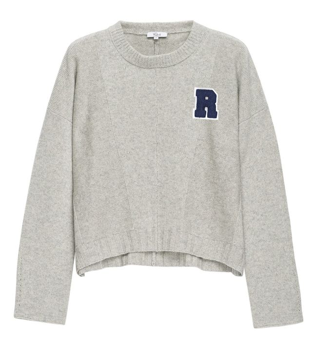 Rails Custom Joanna Varsity Sweater