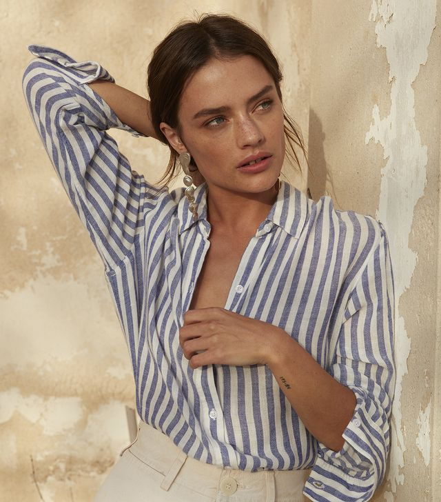 Rails Sydney Boracay Striped Shirt