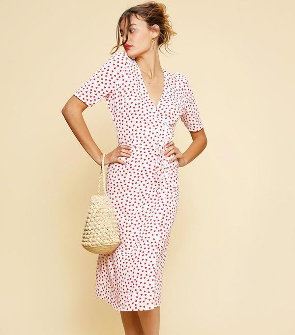 French fashion: Rouje Gabin Dress