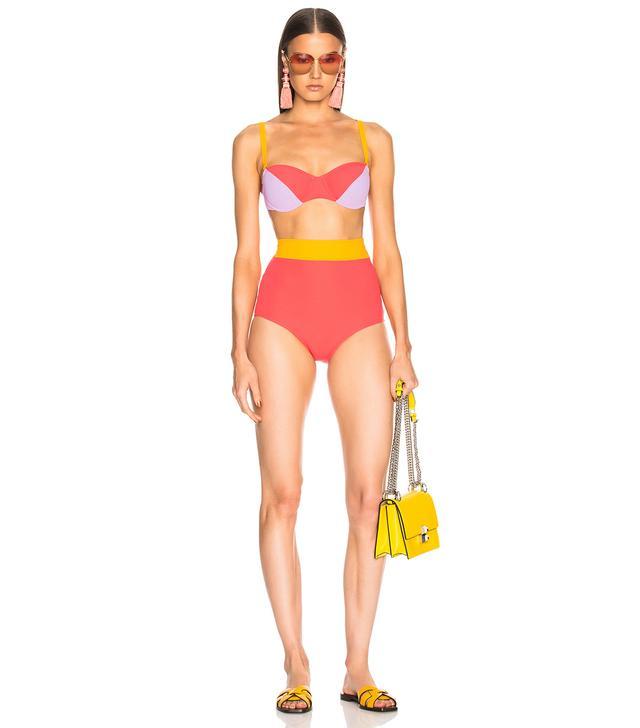 Flagpole Electra Bikini Top
