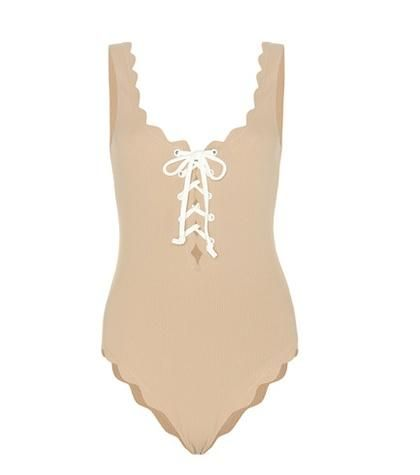 Palm Springs Tie Maillots Swimsuit