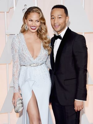 Chrissy Teigen and John Legend Gave Their Baby Boy a Truly Iconic Name