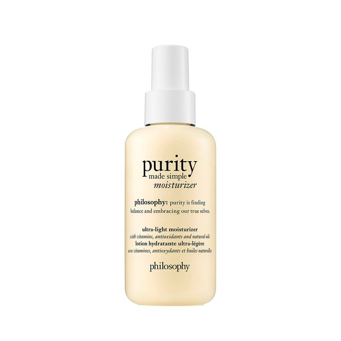 Purity Made Simple Ultra-Light Moisturizer by Philosophy