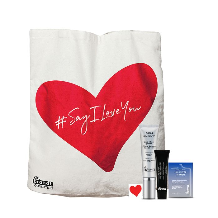 #SayILoveYou Kit by Dr. Brandt