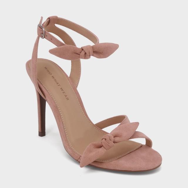 Eden Heeled Ankle Strap Sandals