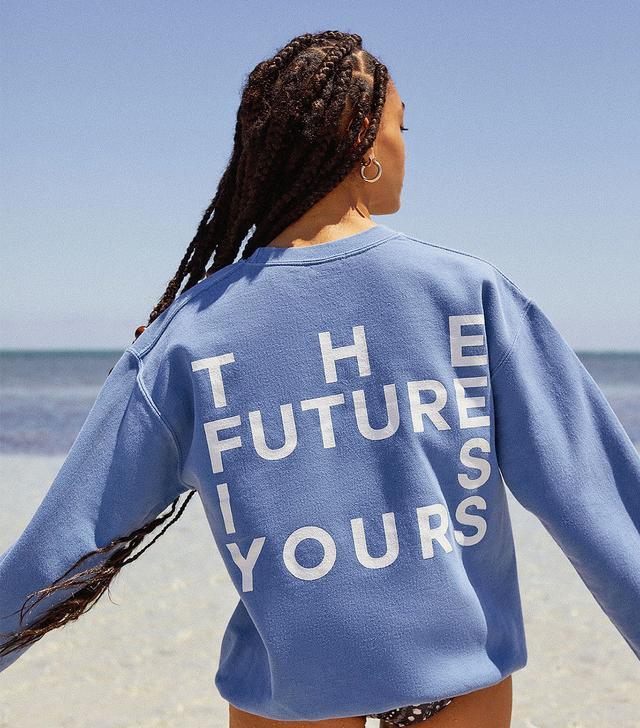 Future Is Yours Crew-Neck Sweatshirt