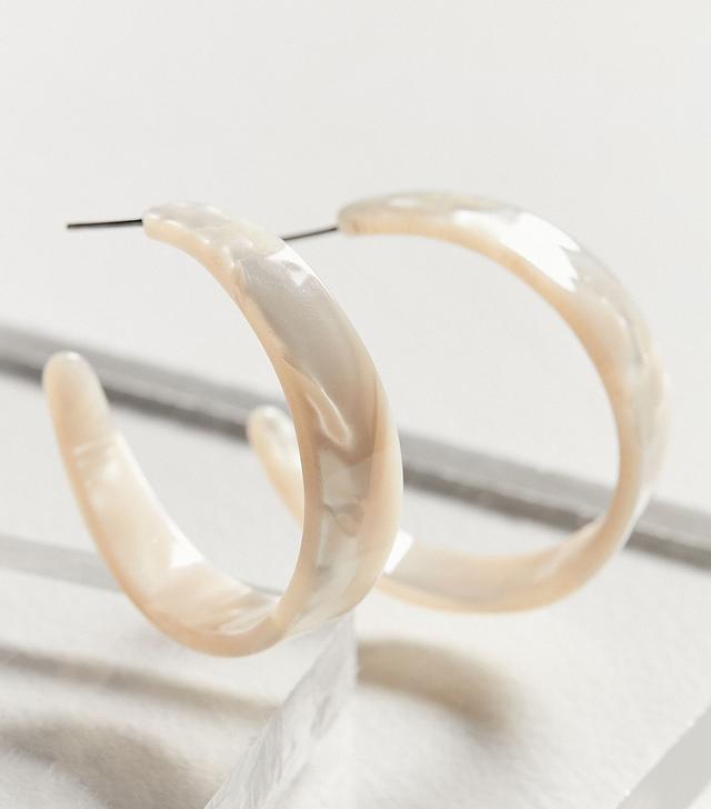 Lyla Hoop Earring