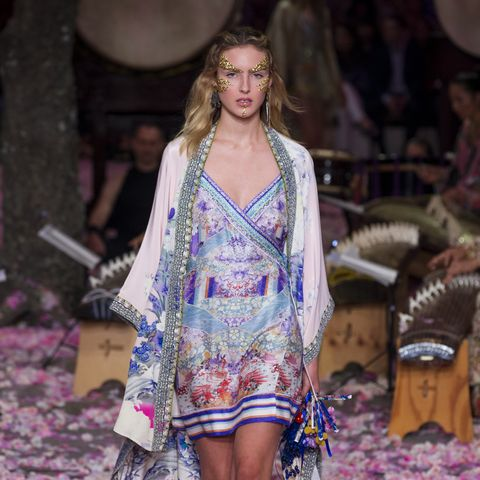 Camilla Embraced Multiple Generations at Fashion Week Australia