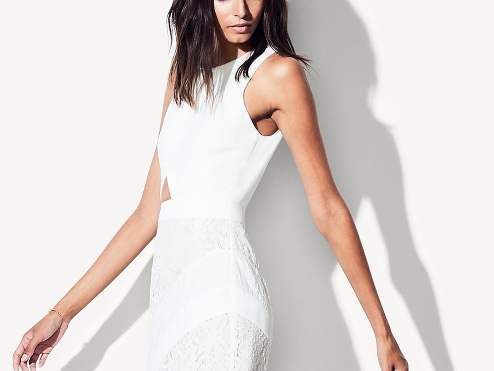The best wedding rehearsal dresses who what wear junglespirit Image collections