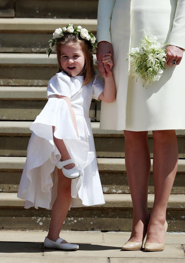 What Kate Middleton Wore To Meghan Markle S Wedding