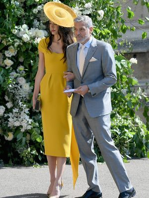 All of Guest Outfits You HAVE to See From Meghan and Harry's Wedding