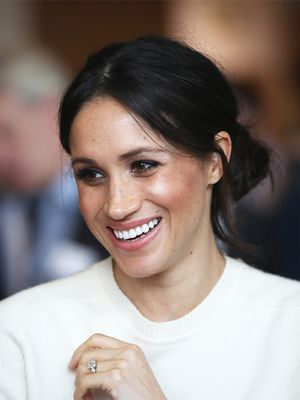 This Is the Very Simple Reason Meghan Markle's Brows Look So Damn Good