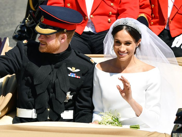 What Meghan Markle wore to her wedding