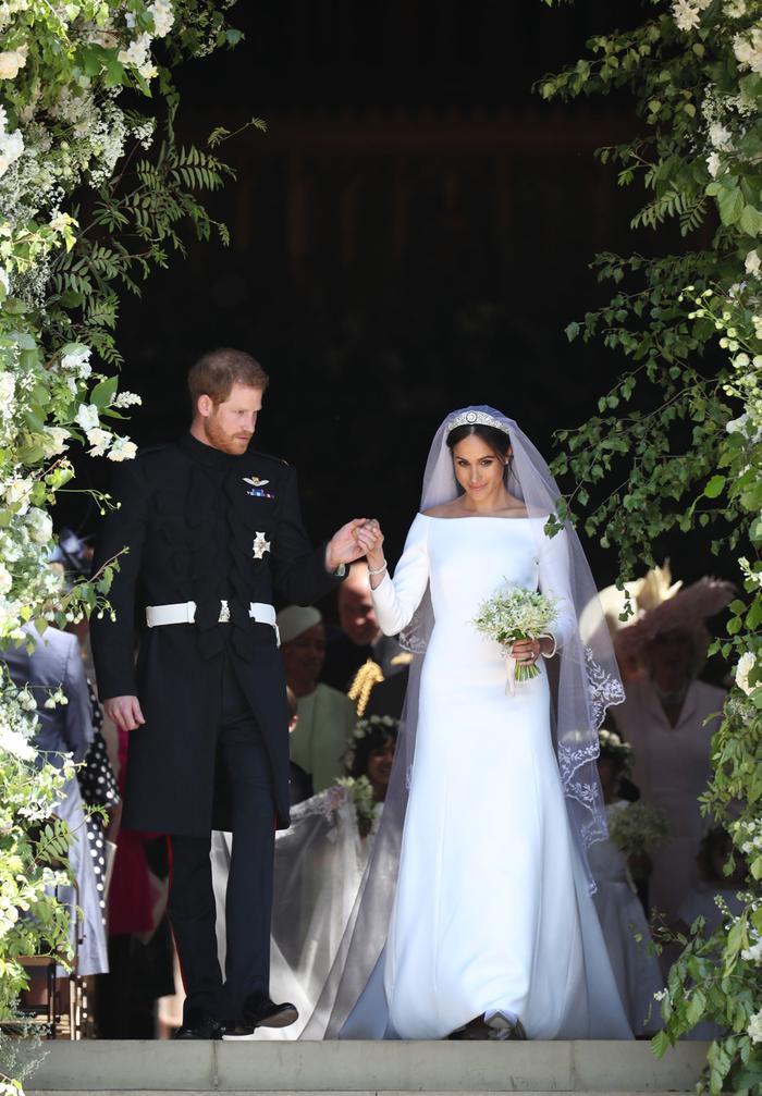 Meghan Markle Wedding Dress Trend: Prince Harry