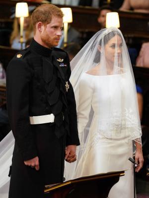 The Designer Behind Meghan Markle's Divine Wedding Dress