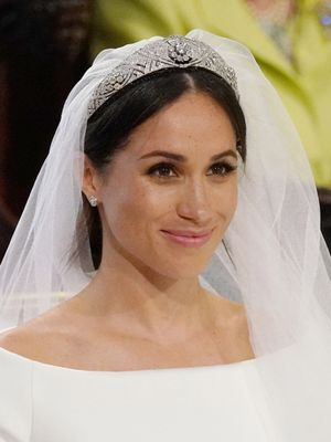 Meghan Markle's Wedding Ring Was Surprisingly Traditional