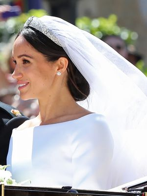 Meghan, Kim and Audrey Hepburn All Agree: Givenchy Wedding Dresses Rule