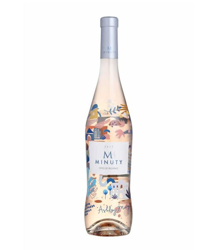 Ashley Mary Limited Edition Côtes de Provence Rosé by Minuty