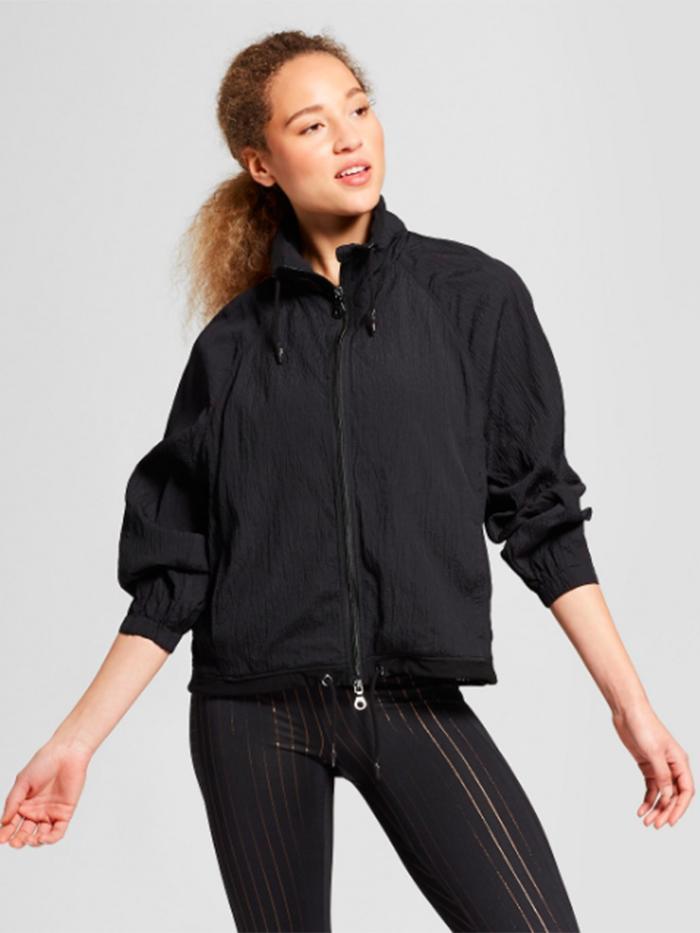 Boxy Raglan Jacket by JoyLab