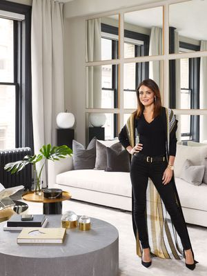 Step Inside Bethenny Frankel's $4.3 Million Artist's Loft in Soho
