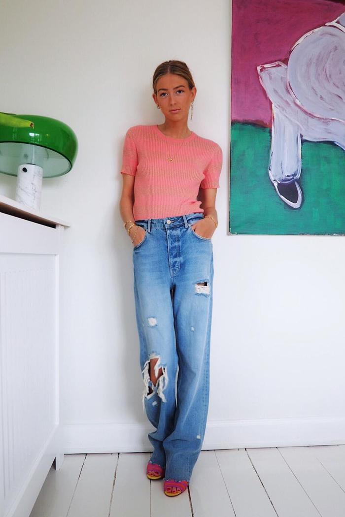 Wearing baggy pants girls 10 Fashion