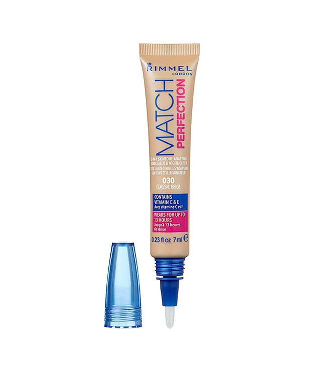 Rimmel London Match Perfection Concealer & Highlighter