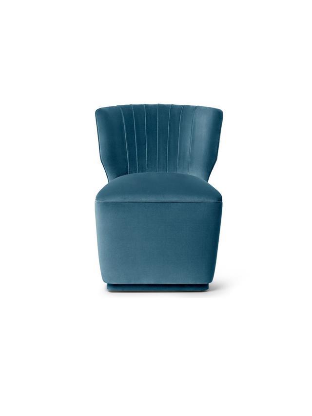 James Said Lipstick Swivel Chair