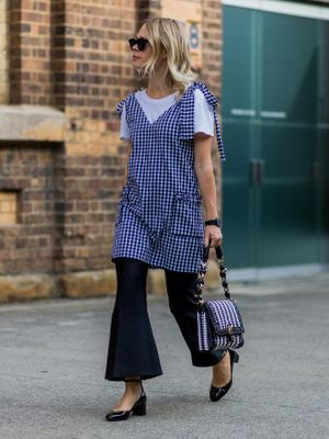 13 New and Fresh Ways to Wear Gingham This Summer