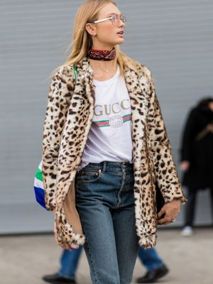 How to Style the Gucci Logo T-Shirt