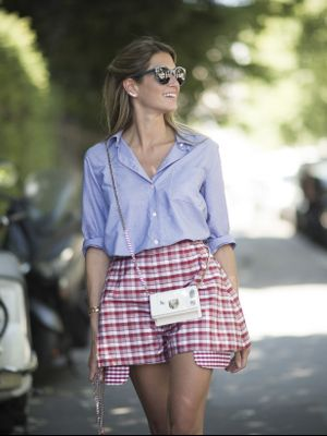 16 Outfit Ideas When Shorts Are All You Want to Wear