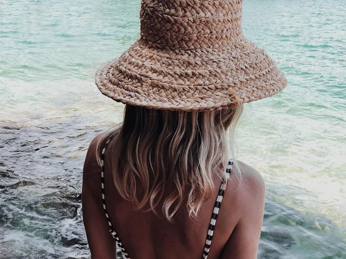 summer straw hats to shop