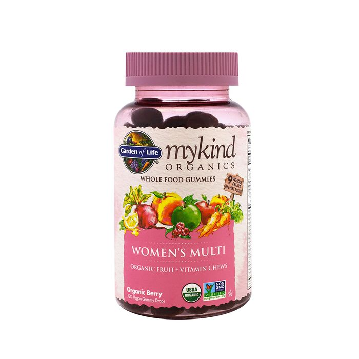 MyKind Organics Women's Gummy Multi by Garden of Life