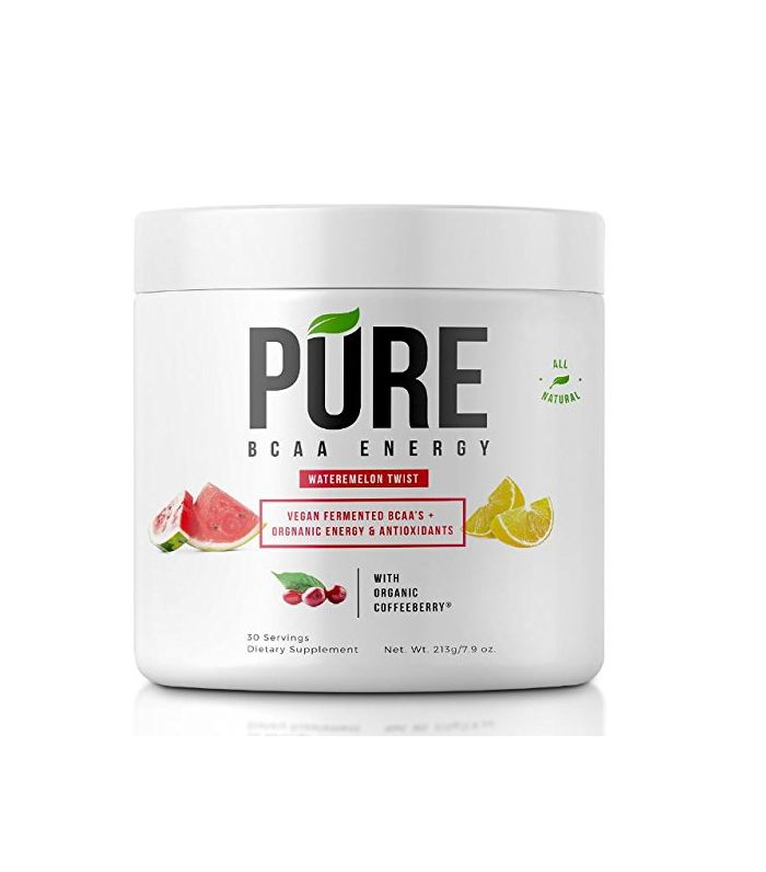 Pure BCAA Energy by Fitness One Formulas