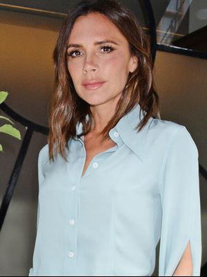 Victoria Beckham's Belt Styling Trick Is as 2000s as It Gets