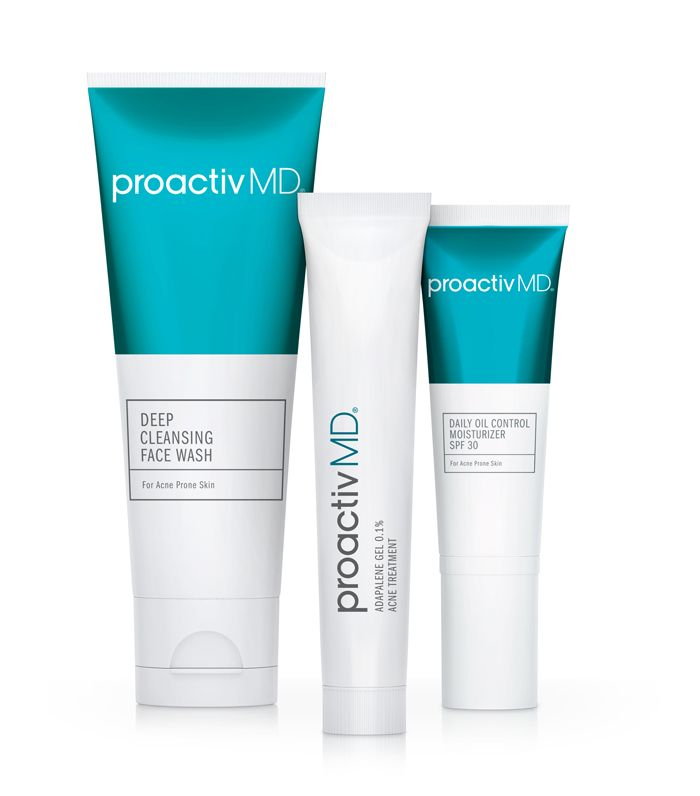 3-Piece System by ProactivMD