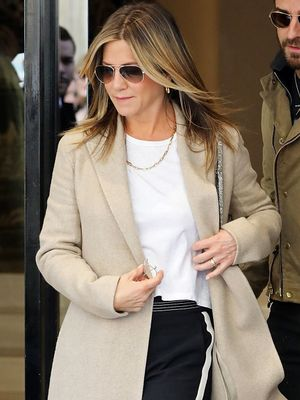 Jennifer Aniston Wore the Gucci Shoes That Will Never Go Out of Style