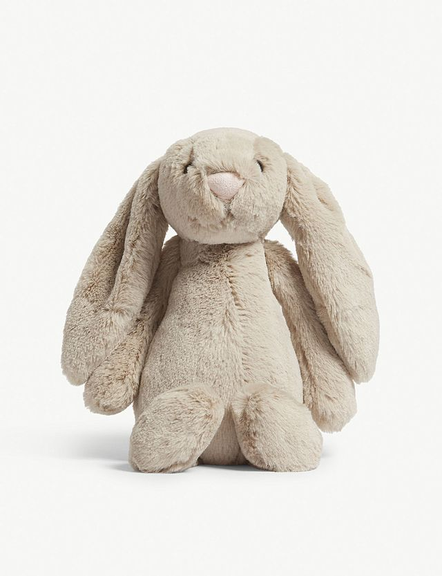Jellycat Plush Bashful Bunny Chime Stuffed Animal