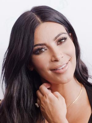 Kim Kardashian Shared a Rare (and Adorable) Sibling Shot of Saint and Chicago