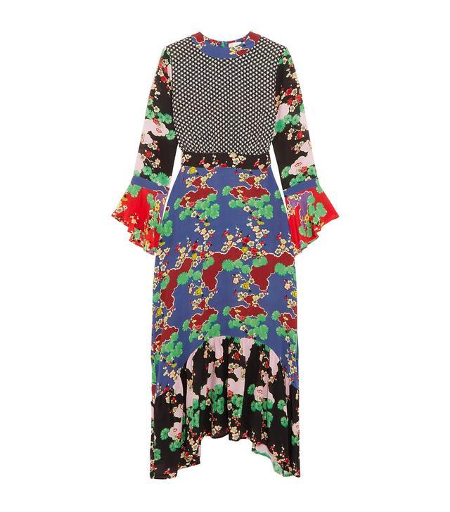 La Chemise Elie Asymmetric Cotton-poplin Shirt